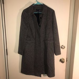 Like new Ann Taylor stretch trench coat